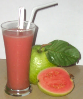 Red Guava Juice