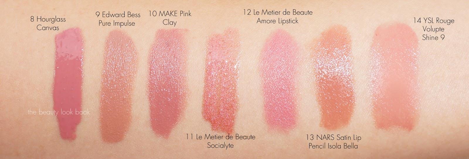 Best nude pink lipstick