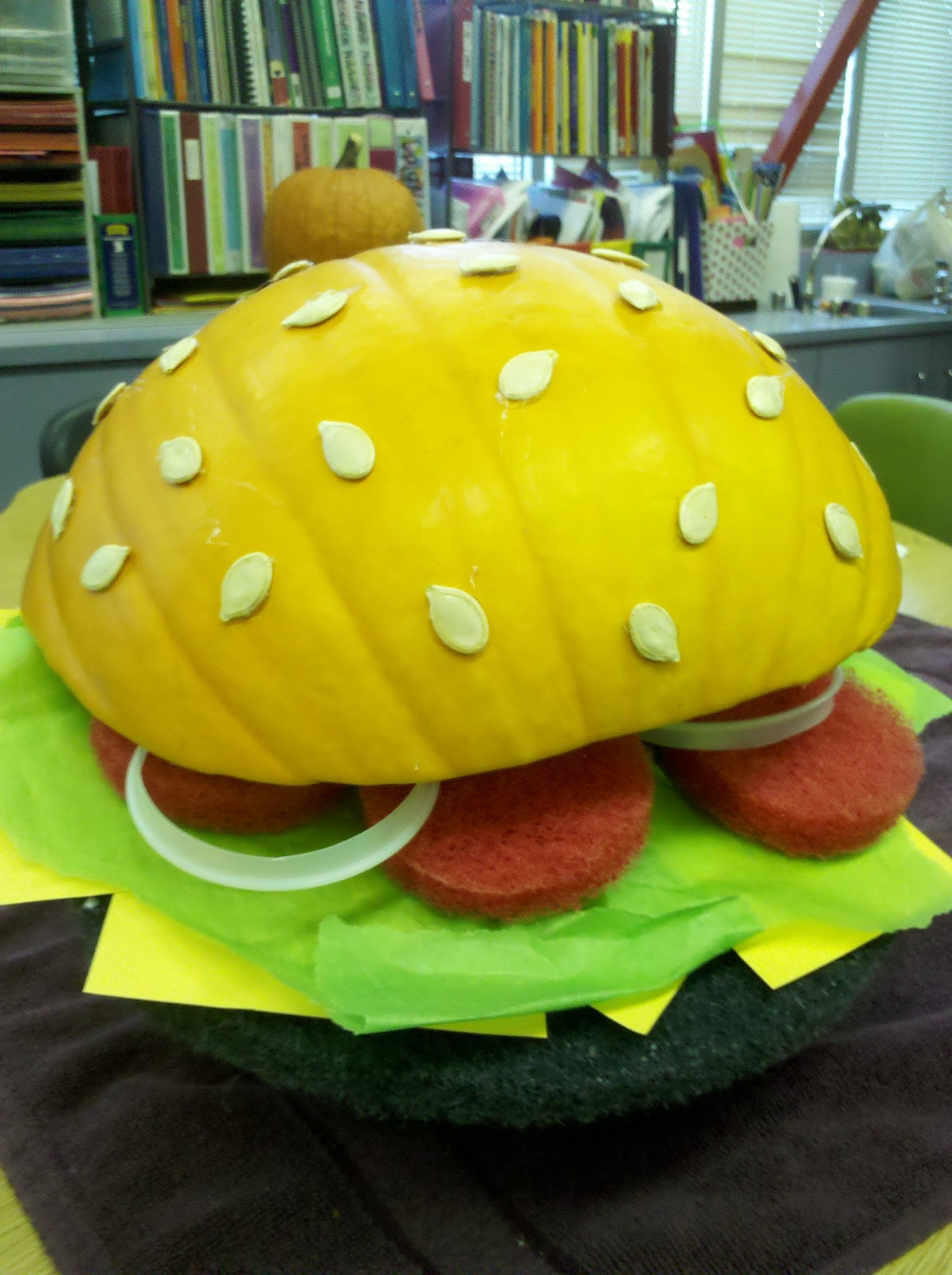 First Grade Fairytales Pumpkin Decorating Contest Help