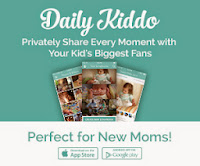 Daily Kiddo Photo Sharing App