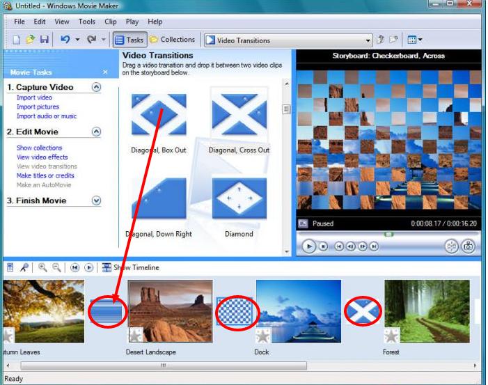 Windows Live Movie Maker (Windows) - Download in