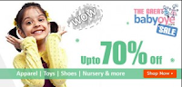 Babyoye: Buy Kids Apparels, Skirts, Dresses at Upto 70% Off : buytoearn