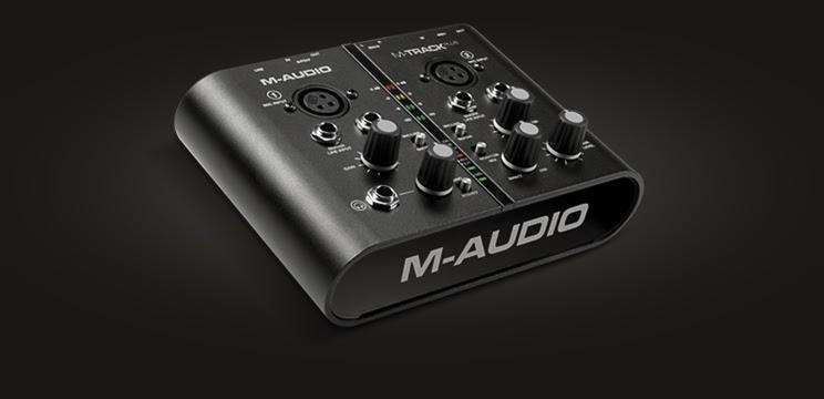 m audio fast track pro drivers windows 7 64 bit download