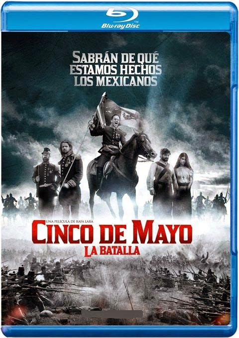 Cinco De Mayo: La Batalla (2013) m720p BDRip 2.8GB mkv Latino AC3 5.1 ch