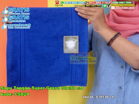 Sapu Tangan Super Grand 30×30 Cm
