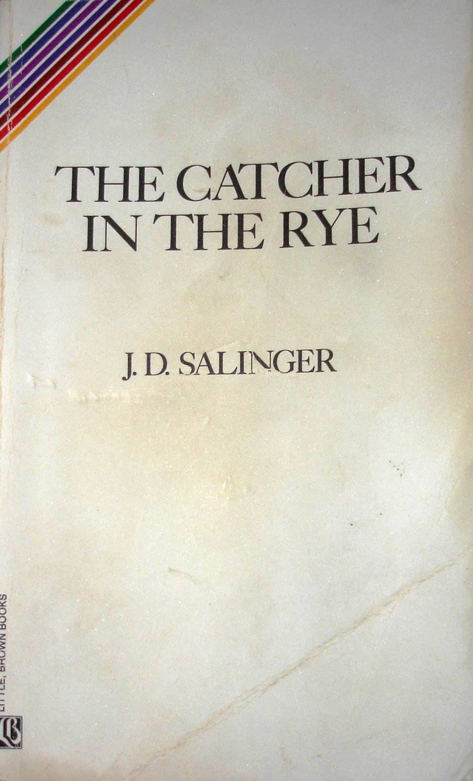 the controversial character of holden caulfield in the catcher in the rye by j d salinger