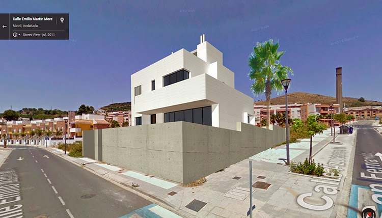 Gij n arquitectura blog proyecto de vivienda unifamiliar - Arquitectos en gijon ...