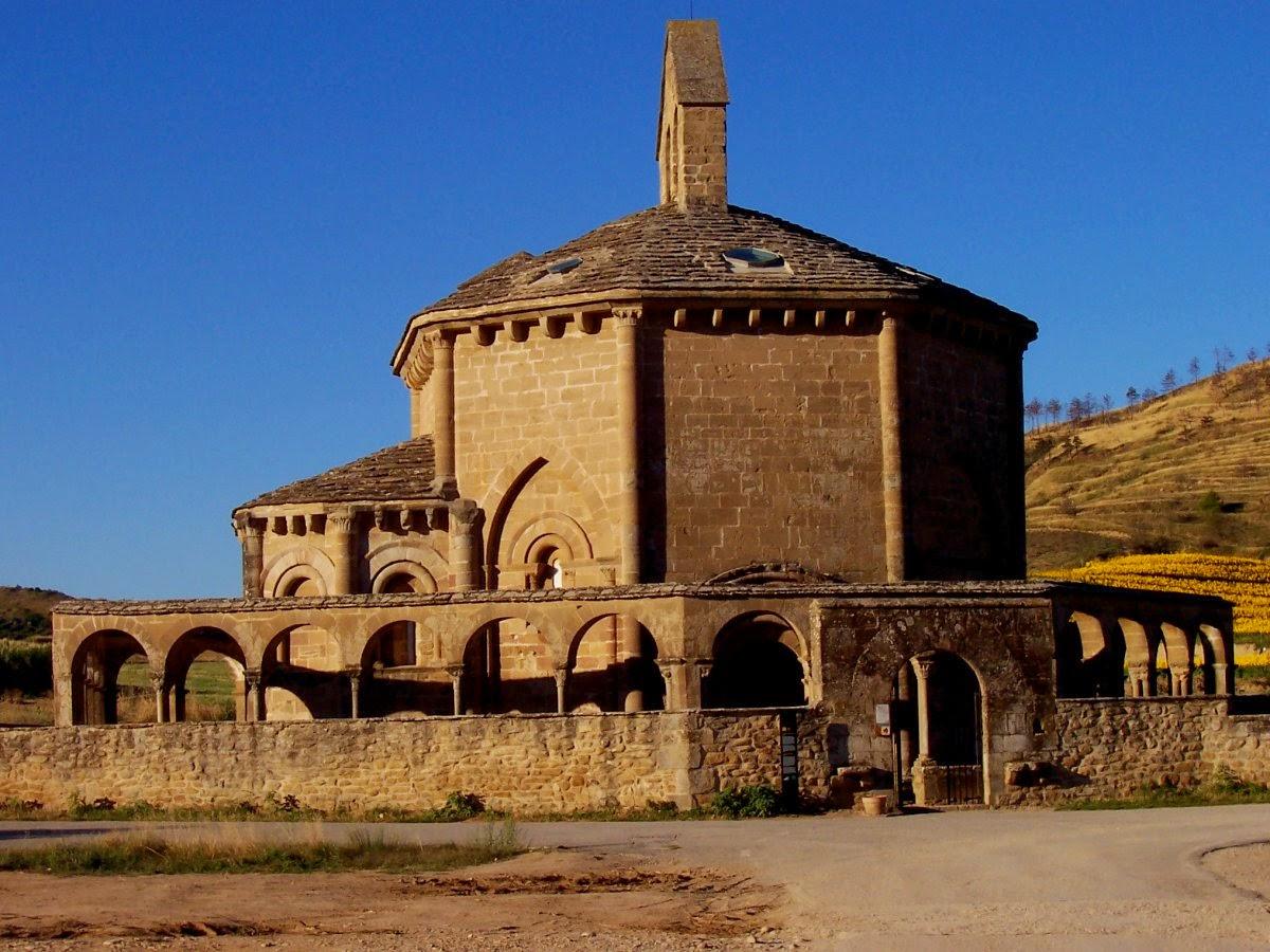 Arquitectura románica Camino de Santiago