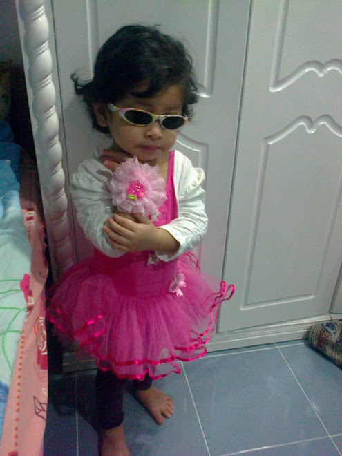 ~ Aisyah in Pink ~