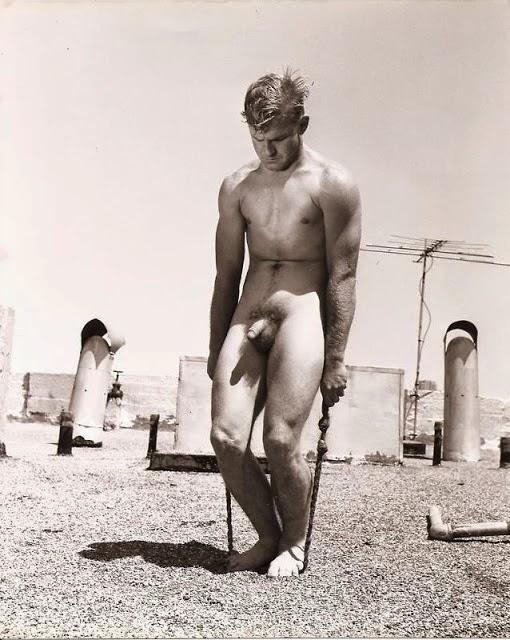 Vintage Naked Men 43