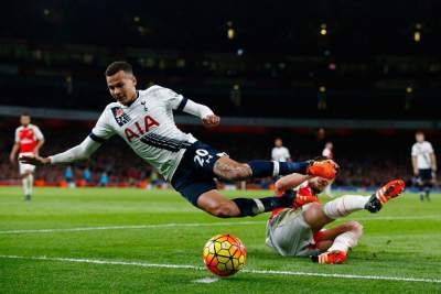 Graham Roberts impressed and excited by Dele Alli