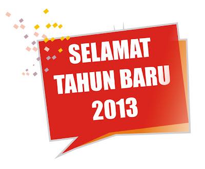 Sms Ucapan Selamat Tahun Baru 2013