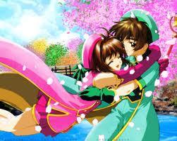 Sakura y Shaoran *-*