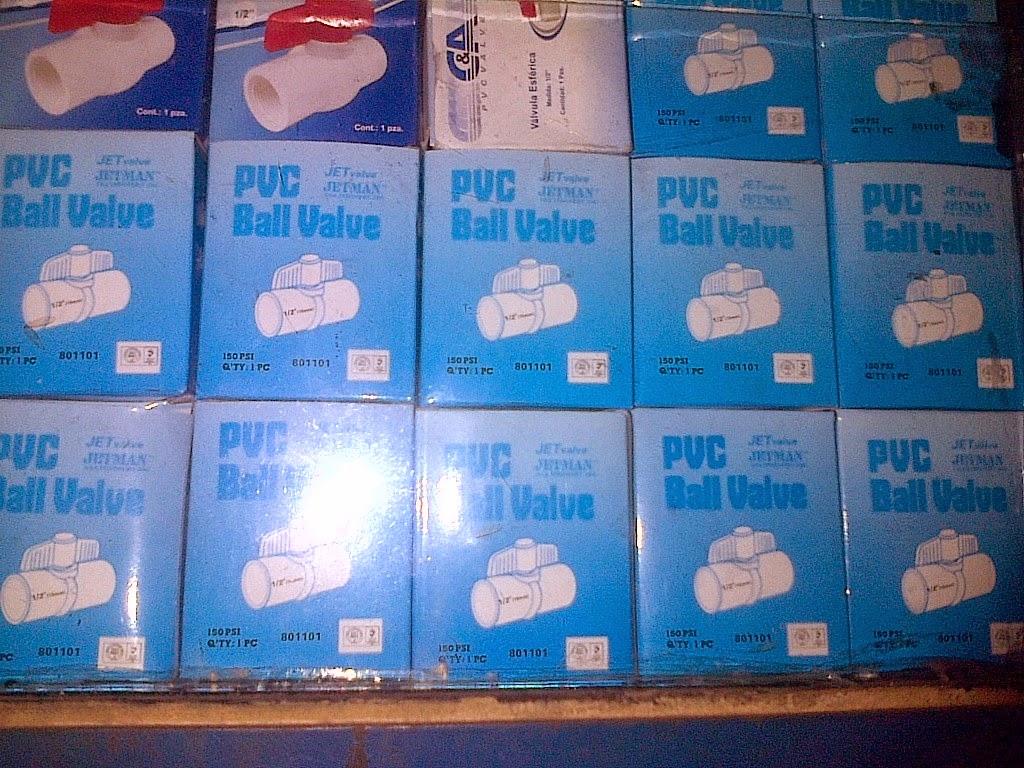 valvula de PVC gratis