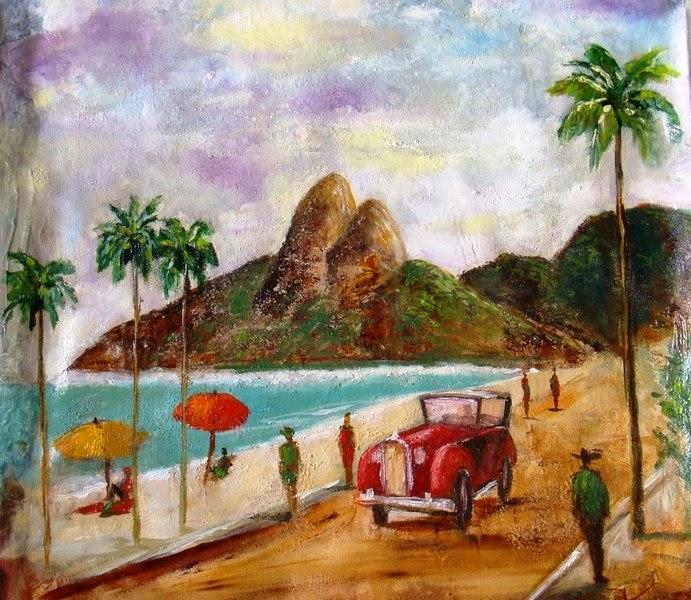 PINTORES DO RIO DE JANEIRO