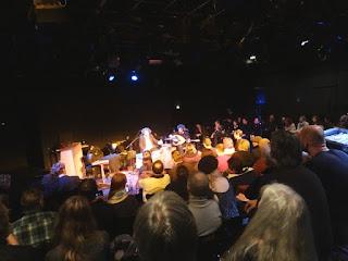 05.12.2015 Dortmund - Schauspielhaus: Xylouris White