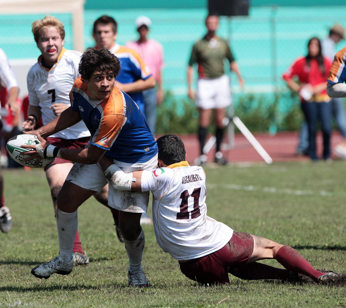 Radio Rugby Mexico: Marzo 2012
