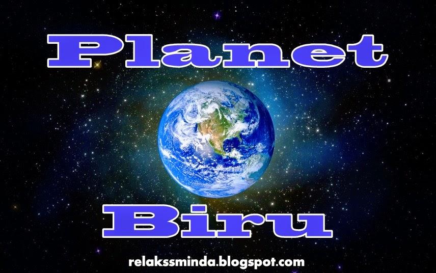 bumi planet biru