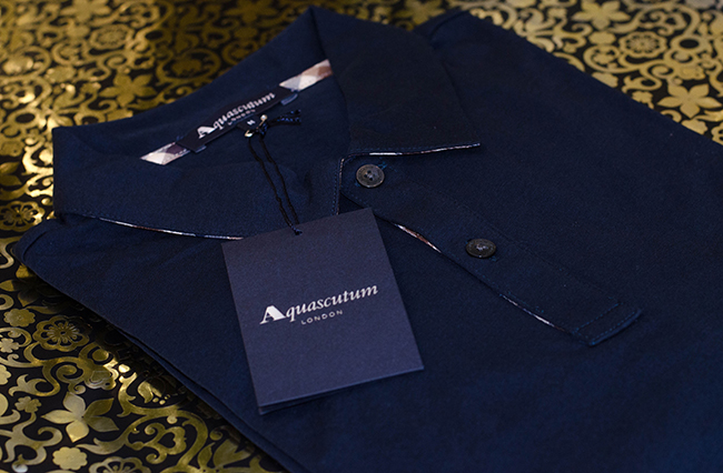 Aquascutum Scotts Menswear Review