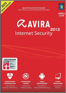 Download - Avira Internet Security 2013 + Keygen