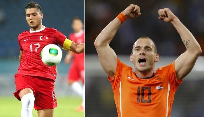 Holanda vs Turquia en vivo