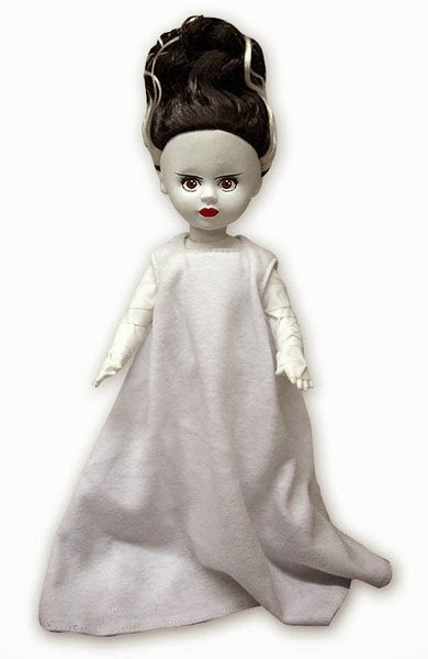 Living Dead Dolls Novia de Frankenstein