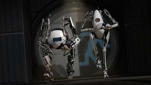 portal 2 atlas robot. portal 2 atlas robot. zwei