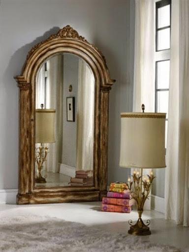 Model Cermin Kaca Rias atau Hias Minimalis Modern Terbaru 2015