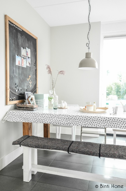 irregular pattern, scandinavian kitchen