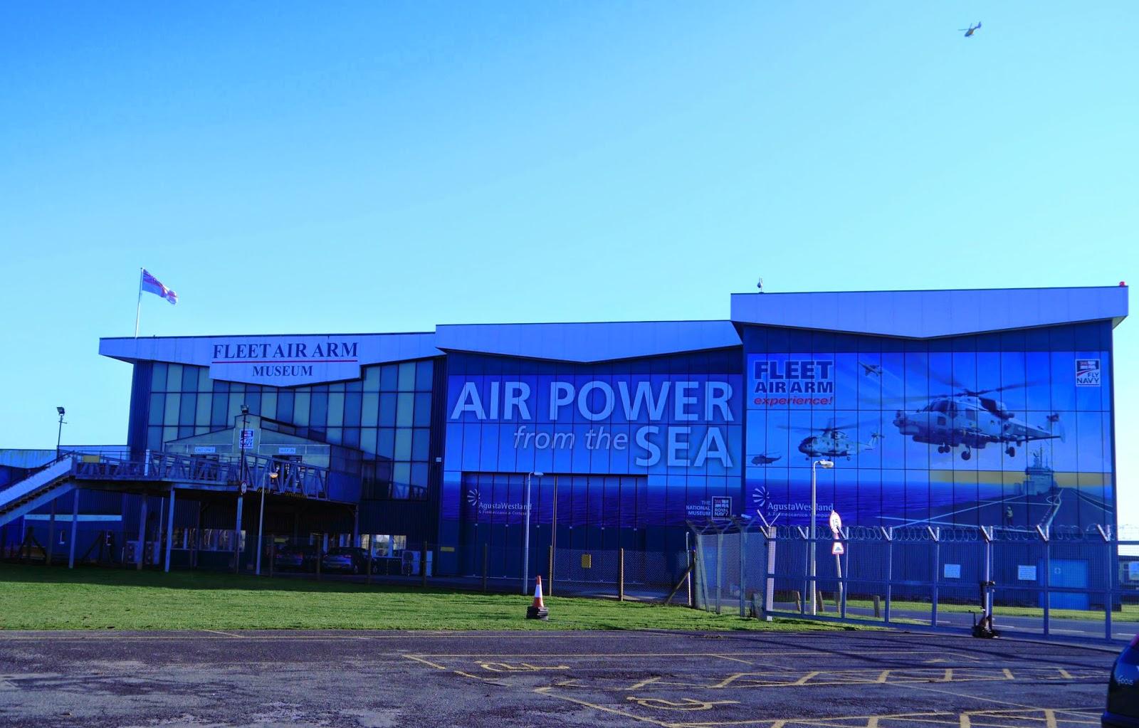 Fleet Air Arm Museum, Somerset