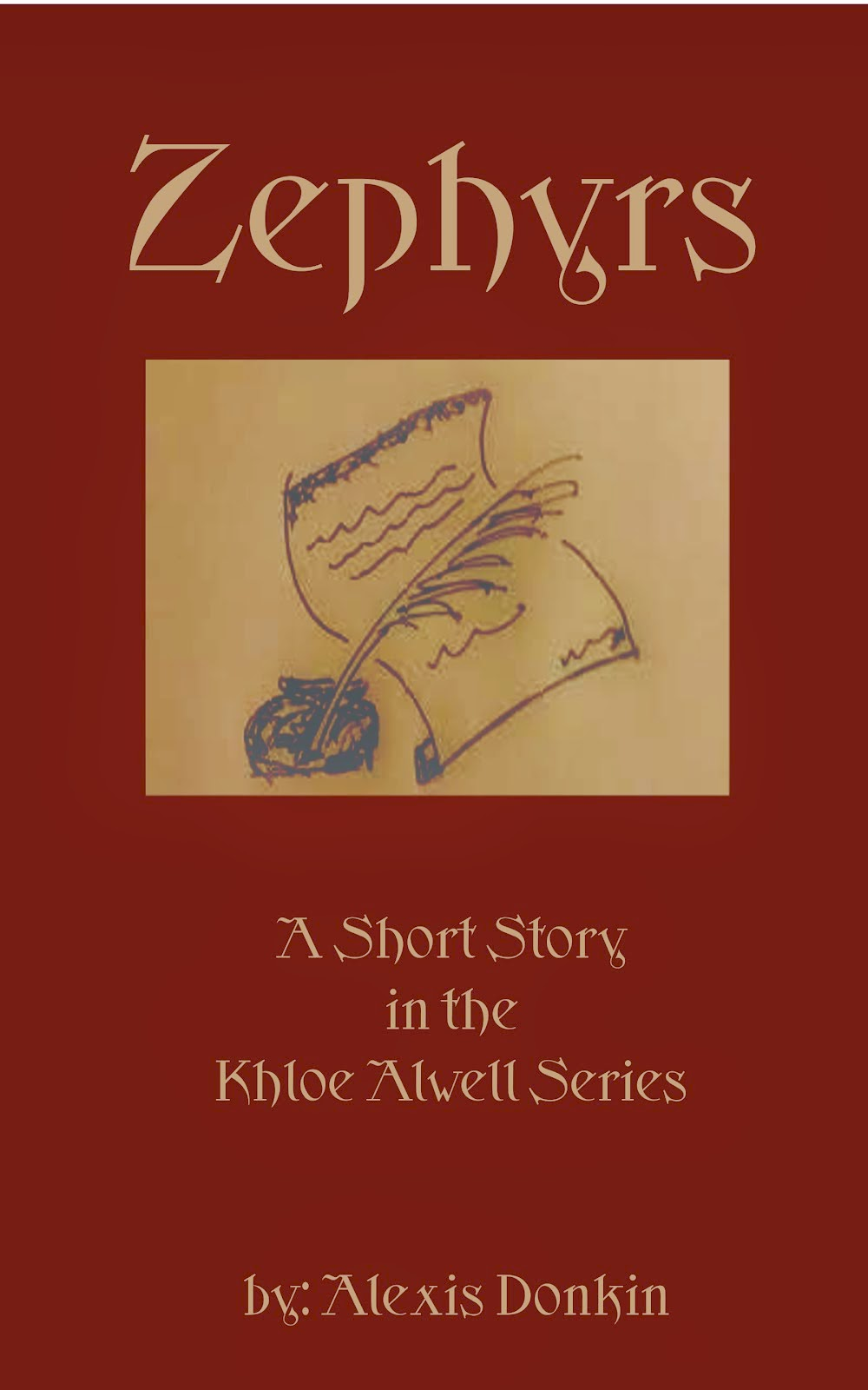 Zephyrs (FREE short story in Khloe Alwell series)