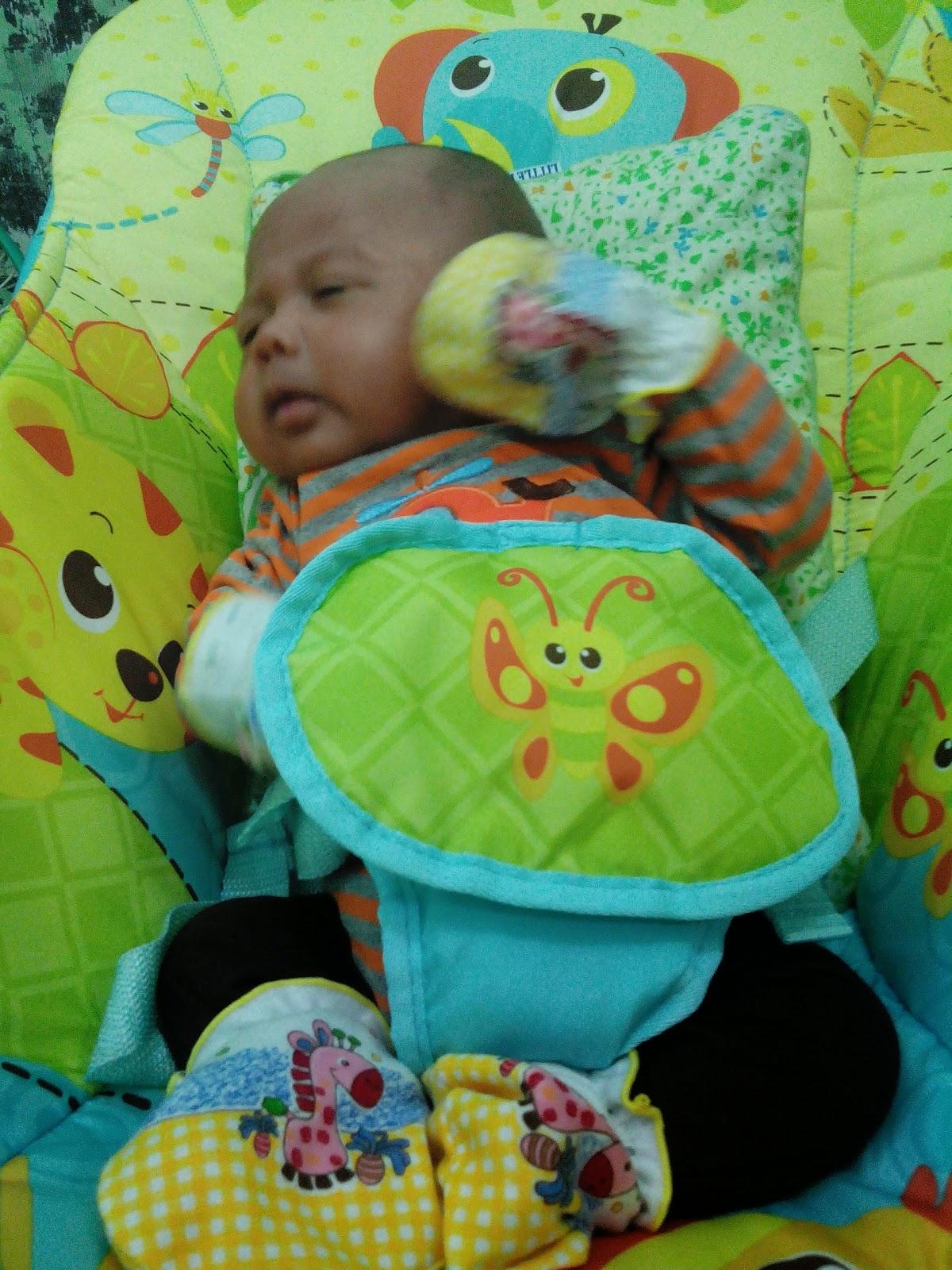 Kenalin Penyebab Bayi Menangis