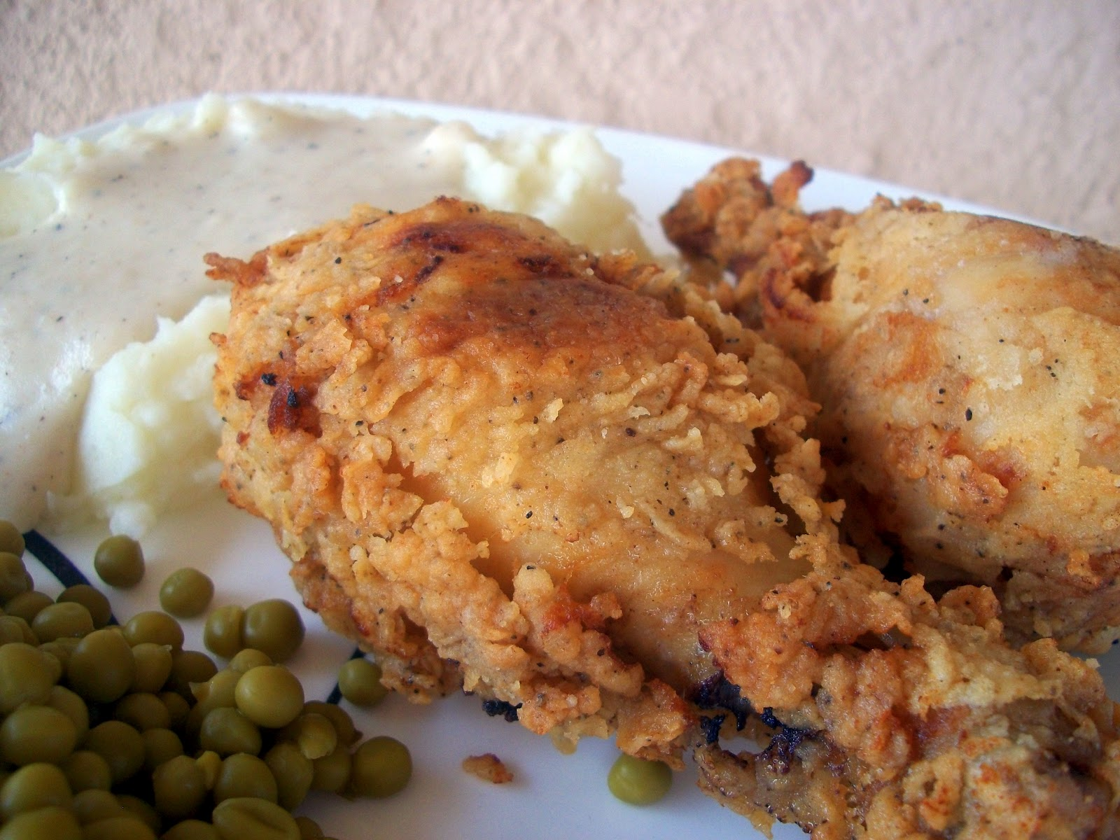 Cooking with Cristine: 30 by 30: Buttermilk Fried Chicken