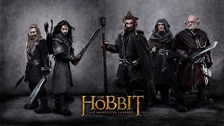 The Hobbit An Unexpected Journey Characters HD Wallpaper