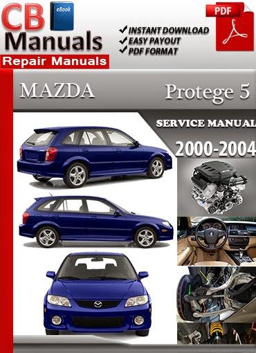 online manuals mazda protege 5 2000 2004 service manual. Black Bedroom Furniture Sets. Home Design Ideas