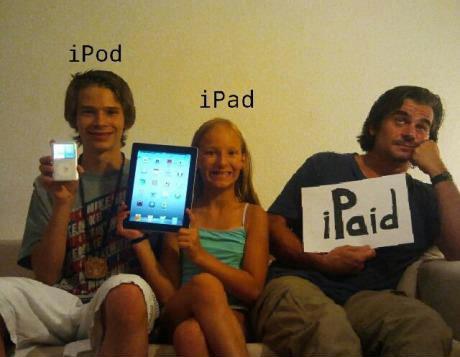 Humor padre hijos