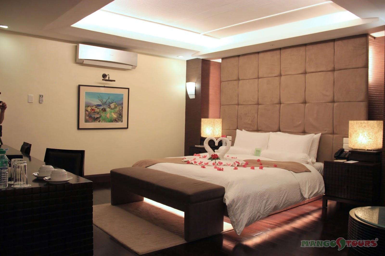 Mango Tours Philippines Puerto Princesa Sheridan Beach Resort & Spa Room Accommodatio