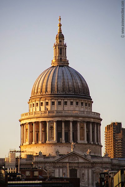 St.-Paul's-Cathedral-Cathedral-dome
