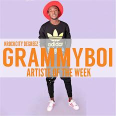 Artiste Of The Week