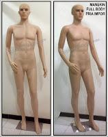 patung baju pria