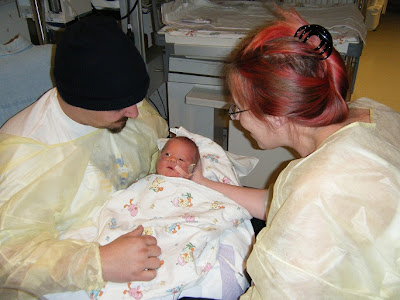 Family in NICU