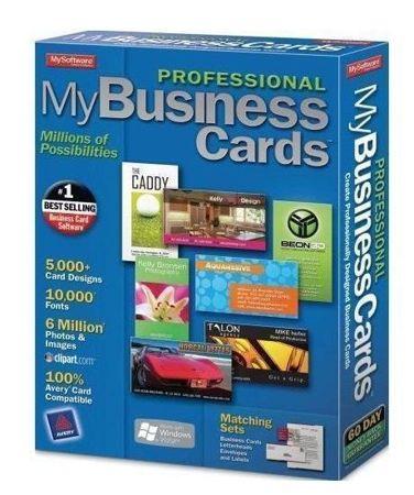 Mojosoft BusinessCards