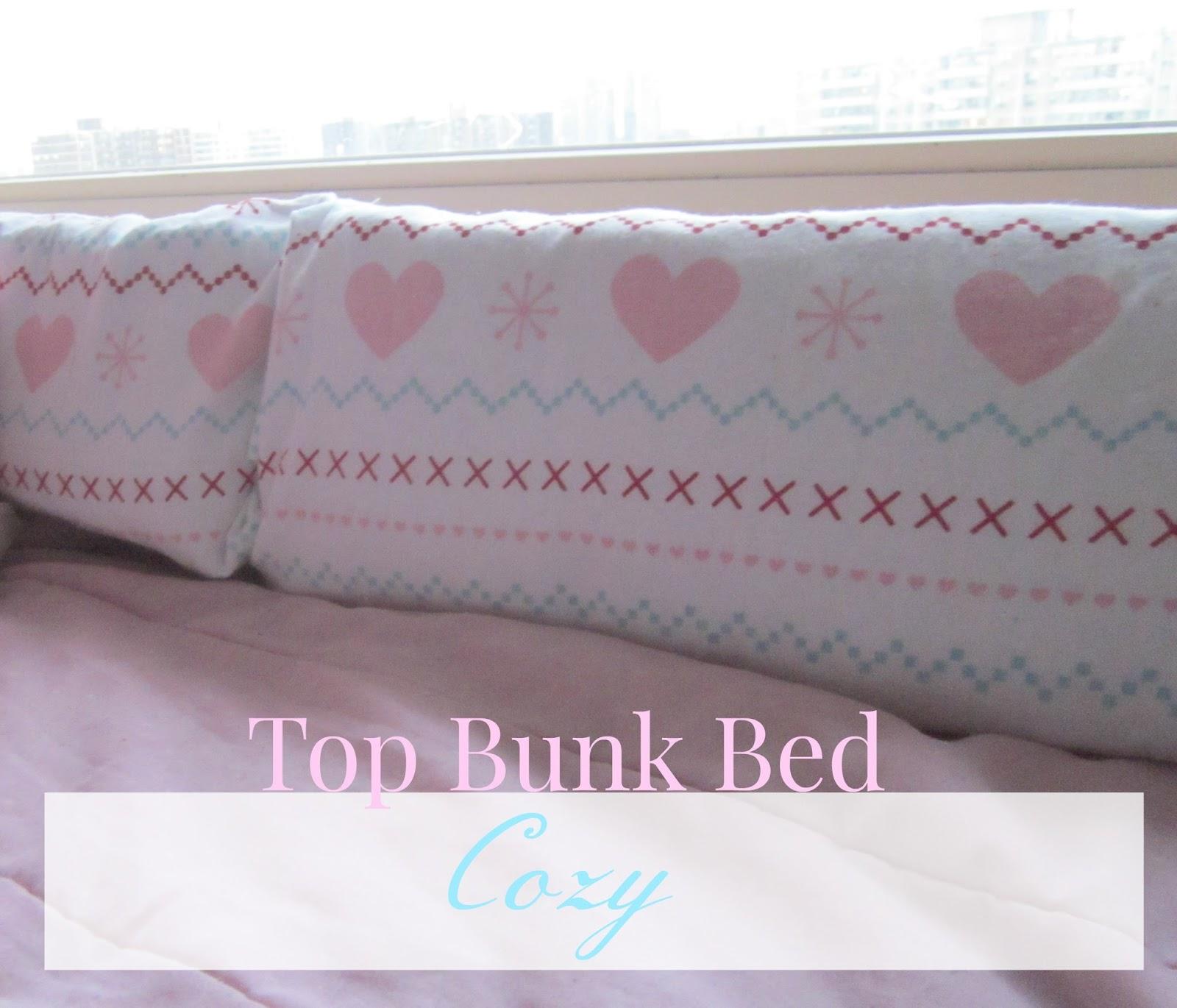 Top Bunk Bed Cozy City Of Creative Dreams