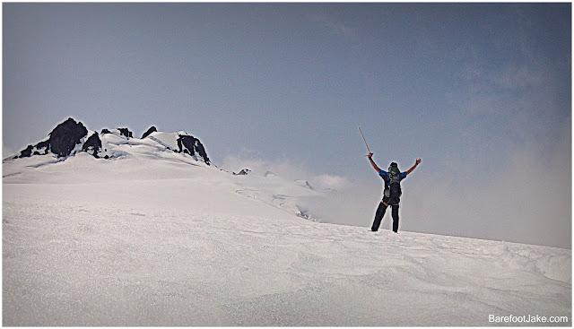 snow dome olympus