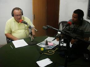 Jiribita irá falar no boca de ferro do show do Catireiro na radio Vida FM 93,5  novamente.