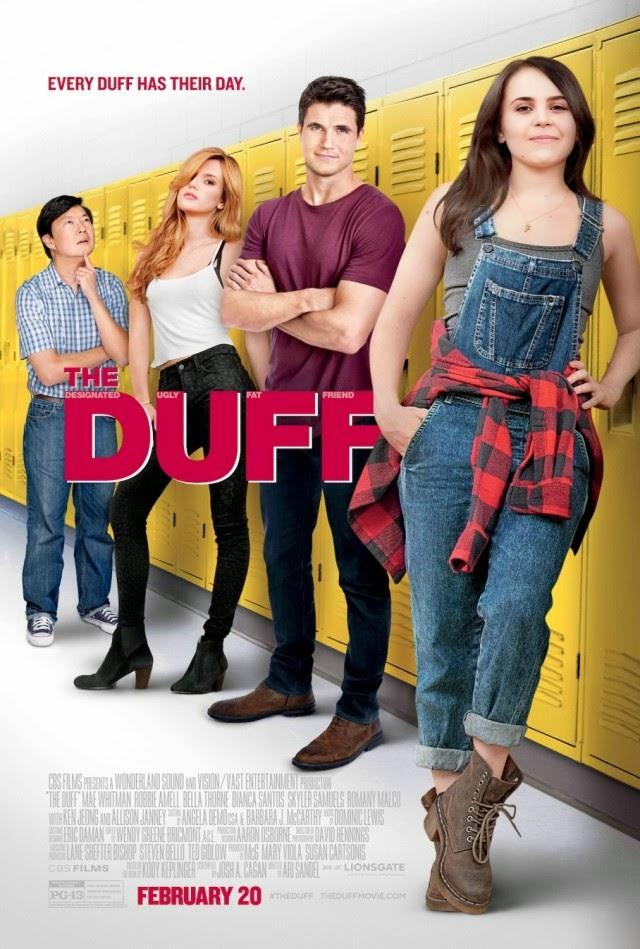 Bella Thorne 2015 Movie The DUFF HD Wallpaper