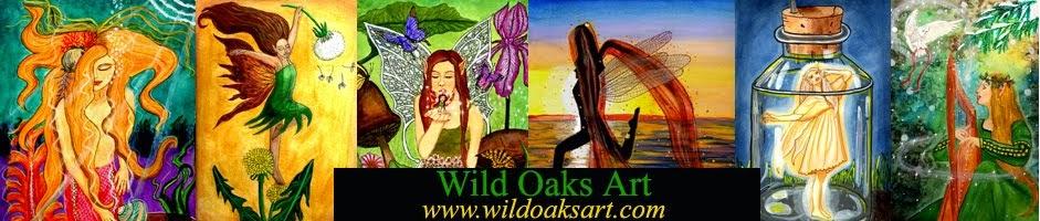 Wild Oaks Art