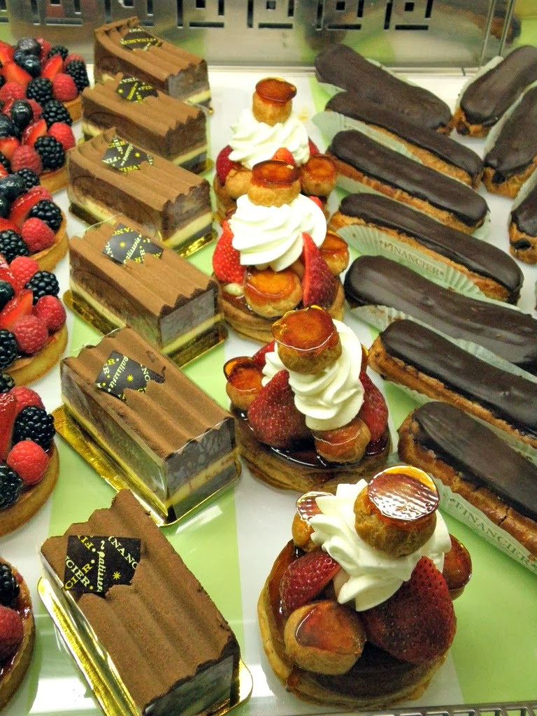 A Visit to Financier Patisserie in New York City NYC, Style & a little Cannoli