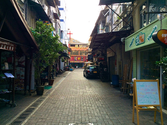 Sai Kung, Sai Kung Town, Hongkong, travel, wisata, tombolo, sharp island, kiu tsui beach, kiu tau, Hongkong global geopark, sai kung old town