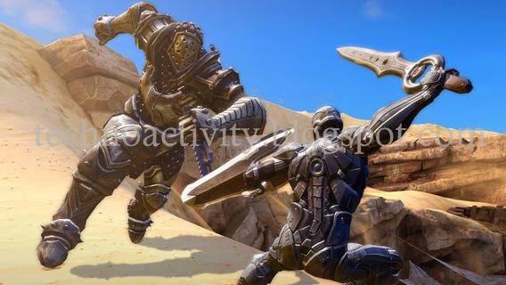 how to get infinity blade 2 on android